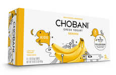 Kiddie Greek Yogurts - This Chobani Greek Yogurt is Branded Just for Kids