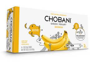 This Chobani Greek Yogurt is Branded Just for Kids