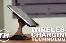 Wireless Charging - Editor Michael Hemsworth Discusses the Inductive Charging Technology Boom