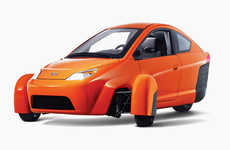 Three-Wheeled Cars