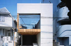Concrete Framed Residences - Apollo Architects Designed a Cost-Efficient Concrete Home