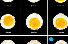 Boiled Egg Guides - This Helpful and Delicious Graphic From Bon Appetit Explains How to Boil Eggs