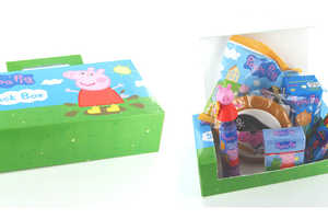 Appy Food & Drinks' Food Boxes for Kids Are Filled with Treats & Activities