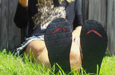 Flip Flop Fixes - Willi Footwear Offers a Boomerang Solution For an Unfortunate Flip Flop Blow-OUt