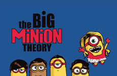 15 Big Bang Theory Finds - From Nerdy Minion Parodies to TV Sitcom Board Games