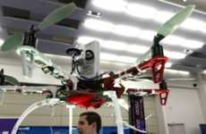 WiFi-Expanding Drones - This WiFi Drone Will Improve Communications in Disaster-Struck Areas