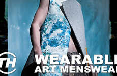 Wearable Art Attire - Jana Pijak Discusses Her Favourite Conceptually Creative Fashions