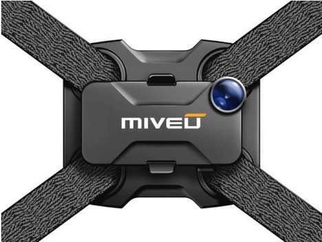Phone-Transforming Chest Plates - The Camrig Miveu Turns Your Existing iPhone Into a POV Camera