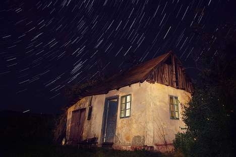 Magical House Photography - Andrei Baciu's Photo Series Captures His Great Grandma's House