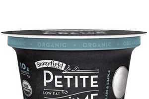 Stonyfield's High Protein Yogurt is Made Like French Fromage Blanc