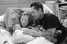 Heartbreaking Stillborn Baby Photography - Lindsey Natzic-Villatoro Captures the McClearen Family