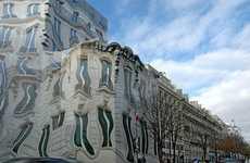 Trompe L'Oeil Architecture Illusions