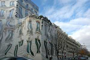 Pierre Delavie Tricks Minds with Deceptively Warped Buildings