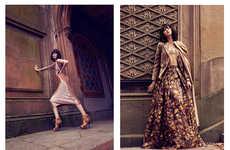Opulent Street Style Editorials