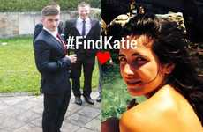 Romantic Hashtag Campaigns - The #findkatie Tag Helped a Man Track Down a Woman He Met On a Plane