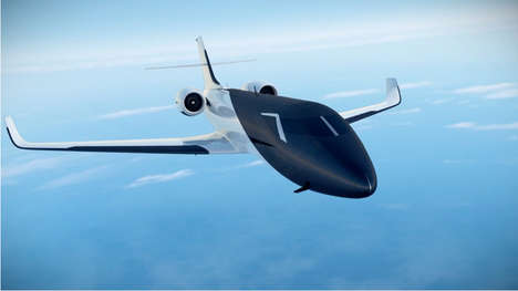 30 Futuristic Jet Designs - From Mind-Controlled Jetliners to Fuel-Efficient Airplanes