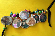 Selfie Photo Jewelry - MAD's 'Shall We Selfie Together' Workshop Turns Selfies into Jewelry