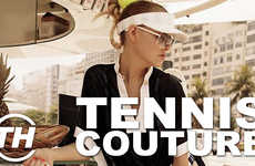 Tennis Couture - Jaime Neely Counts Down Her Favorite Examples of Tennis Fashion for the Rogers Cup
