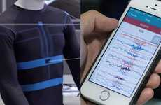 Epilepsy-Tracking Shirts - This Top is About Detecting Epileptic Seizures and Collecting Data
