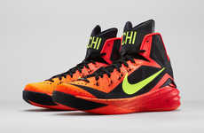 City-Slicker Basketball Shoes - The Nike Hyperdunk 2014 City Pack is Inspired By Four U.S. Cities