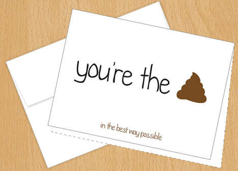 Cheeky Thank You Cards - Krista Mullis Lets Customers Express Gratitude in a Foulmouthed Way