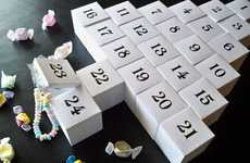 DIY Advent Calendars - This Easy to Make Craft Makes Counting Down to Christmas More Beautiful