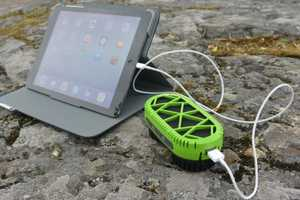 The Powertrekk 2.0 Can Charge the Most Power-Hungry Gadgets