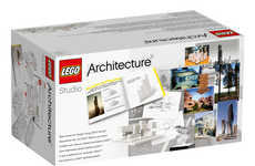 Design-Centric Toy Bricks (UPDATE) - The LEGO Architecture Set Lets You Make Modern Lofts