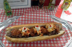 Decadent Hot Dogs - Dougie Dog's Dragon Dog is an Expensive Hot Dog That Costs $100
