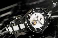 Marble-Infused Watches - The Vincero Marble Collection Watches Incorporate Genuine Italian Marble