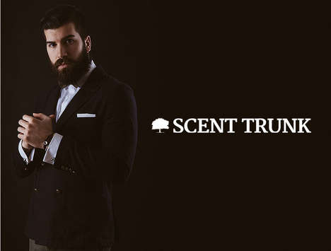 Personalized Scent Subscriptions - Scent Trunk's Fragrance Subscription Will Find Your Perfect Scent