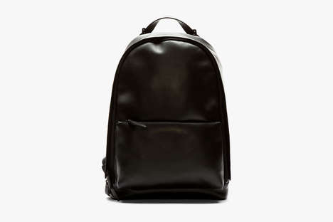 Luxurious Leather Backpacks - These 3.1 Phillip Lim Bags Make School Fashion Incredibly Dapper