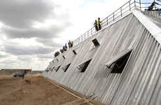 Rain Harvesting Architecture - Waterbank by PITCHAfrica is an Eco-Friendly Development