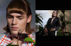 Conceptual Botany Editorials - The Wild Magazine's Boy On Film Story Features Ton Heukels