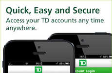 Real-Time Banking Apps - The TD Mobile App Brings Secure Banking Services to Your Mobile Phone