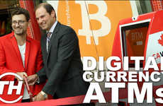 Digital Currency ATMs - The Bitcoin ATM Machines Offers Consumers an Alternative Currency Format