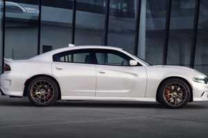 The Dodge Charger SRT Hellcat is the Fastest Production Sedan Ever