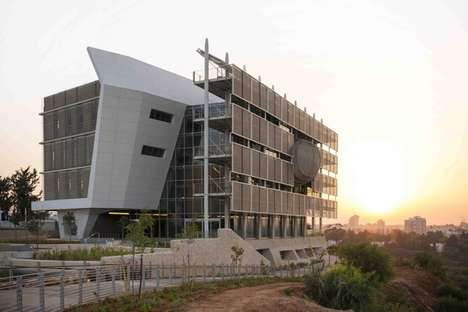 Trailblazing Green Buildings - This Tel Aviv University Building is the Greenest in the Middle East