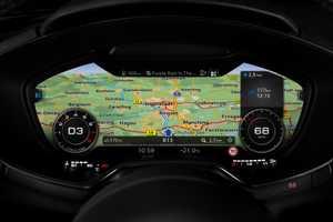 The Third-Generation Audi TT Cockpit Will Be a Virtual Cockpit