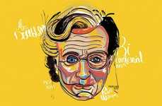 A Growing Collection of Robin Williams Art Honors the Late Actor