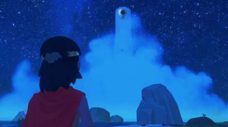 Mysterious Puzzle Games - Rime for PlayStation 4 Takes Place on a Strange Island Full of Secrets