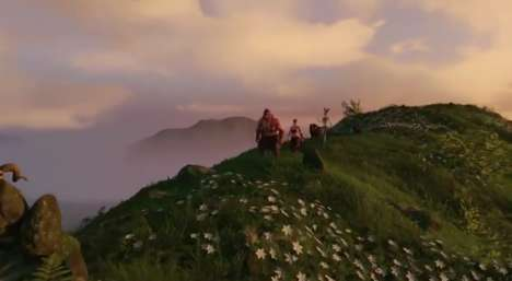 Wild Video Game Trailers - The Video Game 'Wild' Gamescom Trailer is Set in a Fantasy Environment