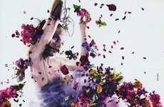 Dazed & Confused's Holy Flowers by Pierre Debusschere Stars Zuzanna Bijoch