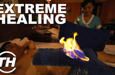 Extreme Healing Services - Editor Jaime Neely Discusses Her Favorite Wacky Spa Treatments