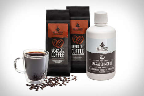 25 Niche Coffee Brands - From Eclectically Branded Brews to Obvious Java Packaging