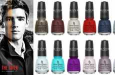 Cinematic Polish Collections - China Glaze Created a Nail Polish Line in Honor of the Giver Movie