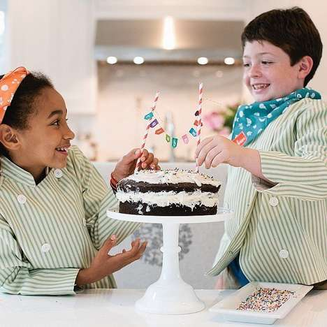 Culinary Children Subscriptions - Foodstirs Subscription Services is a Great Way to Get Kids Cooking
