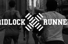 Nike Run Clubs - Nike+ Gridlock Runners Ensures People Stay Motivated and Fit