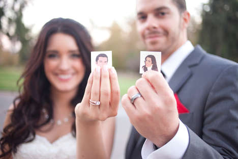 Custom Matrimonial Tattoos - These Custom Wedding Tattoos Let You Temporarily Ink Up Guests