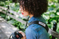 Charitable Camera Straps - The ONA Camera Strap Raises Awareness for Clean Drinking Water